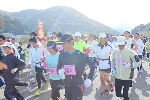 第7回茂庭っ湖マラソン開催!