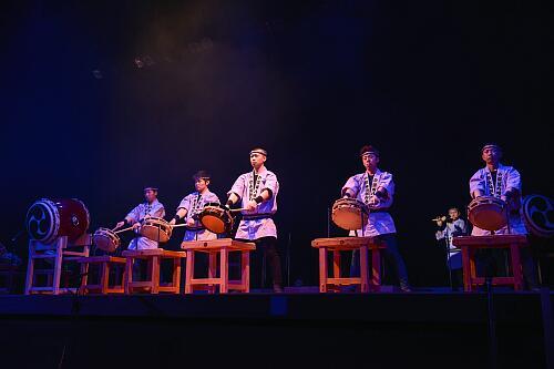 第15回飯坂温泉太鼓祭り