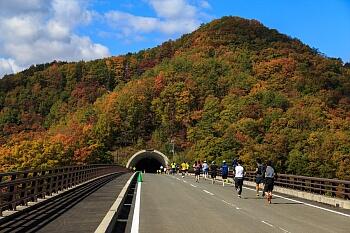 第9回湯のまち飯坂・茂庭っ湖マラソン開催します!!