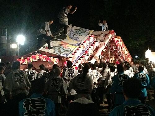 平成29年けんか祭り